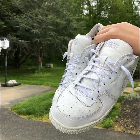 Nike Air Force 1's (older version)